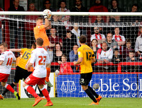 Stevenage v Southend Utd