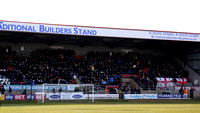 Dagenham and Redbridge v Southend United