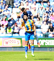 Shrewsbury v Southend Utd